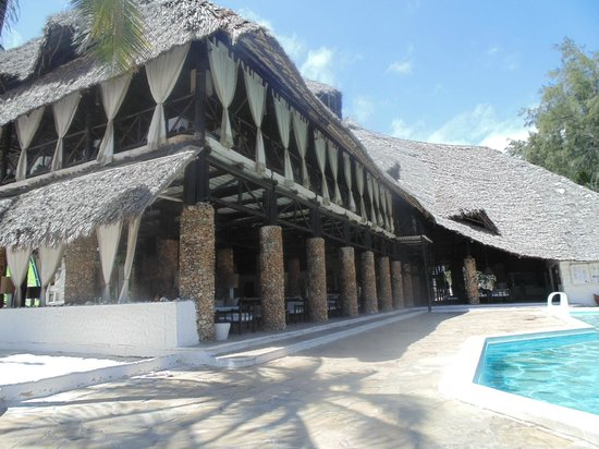 Barracuda Inn: ristorante