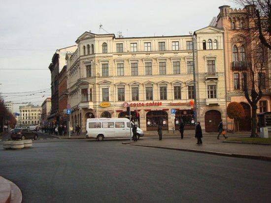 Riga Free Tour: Old hauses