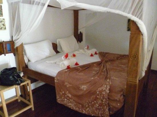 Hakuna Majiwe Beach Lodge: camera