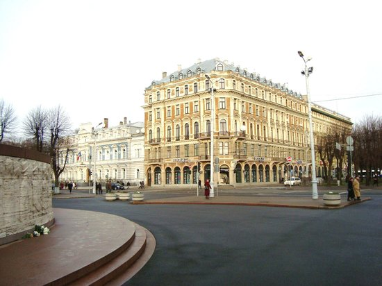 Riga Free Tour : Fine city