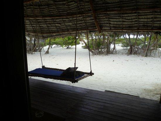 هاكونا ماجيوي لودج: veranda