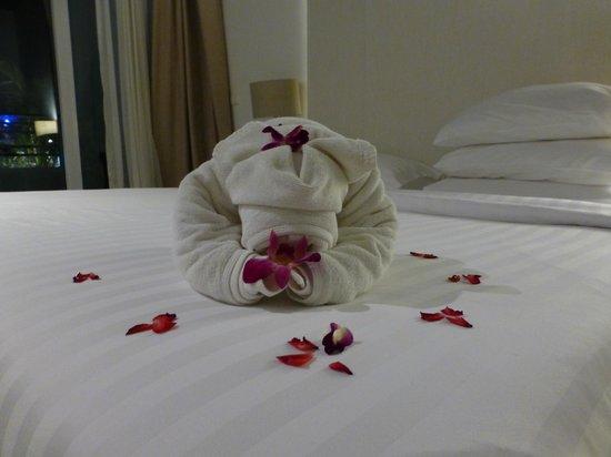 Aonang Cliff Beach Resort: Wirklich hübsch