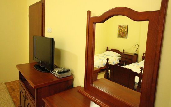 Hotel Laguna: Twin room