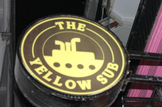 The Yellow-Sub: the logo