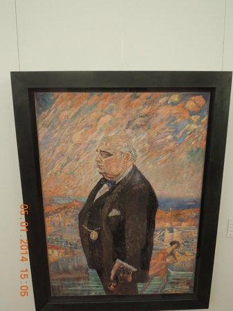 Dali Theatre-Museum: Портрет отца Дали