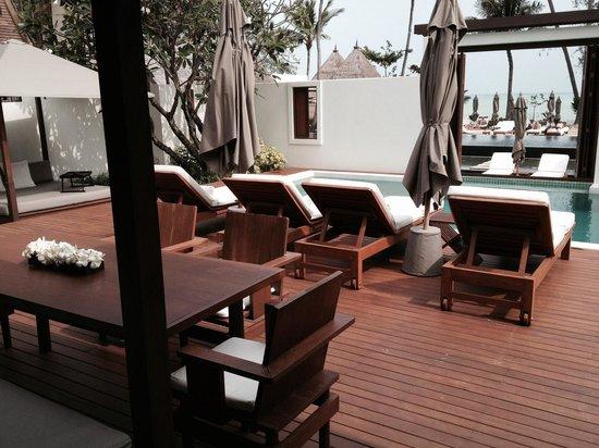 SALA Samui Choengmon Beach Resort: Presidential villa