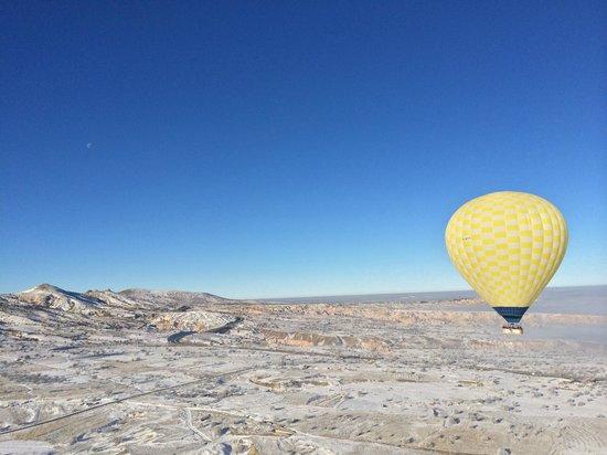 Turkey Hot Air Balloons: Astonishing views