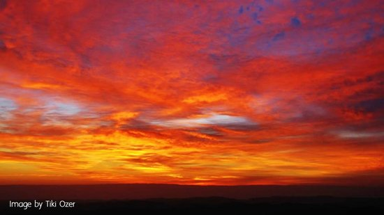 Desert Land Adventure Tours - Private Day Tours: Sunset in Mitspe Ramon
