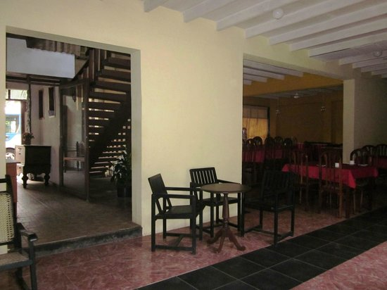 Dilena Beach Resort: Hotel, groundfloor