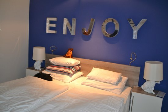 Estilo Fashion Hotel: Zimmer