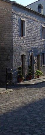 Morrone del Sannio, Italien: ingresso della struttura