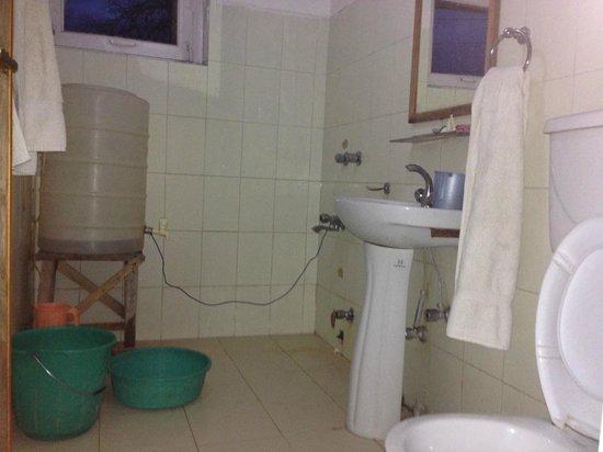 Tourist Establishment: Bathroom