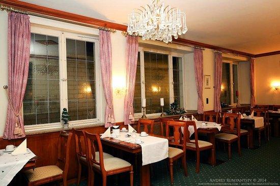 Windsor Hotel : Ресторан
