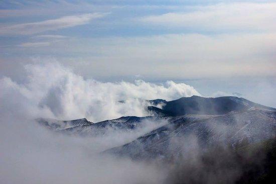 Mt. Kusatsu-Shirane: Mt.Shirane Area