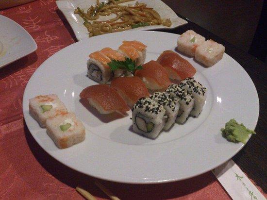 Aoyama: Sushi