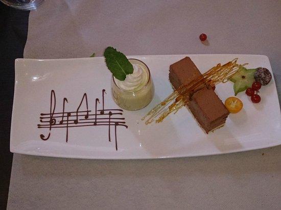 Le Bistrot d'Aurelie : Marquise au chocolat