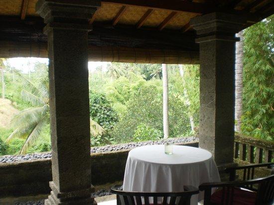 Oneworld retreats Kumara : Balcony