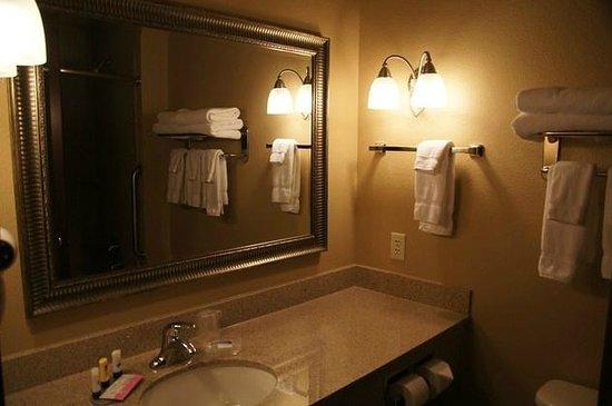 Best Western Shelby Inn & Suites: Bad