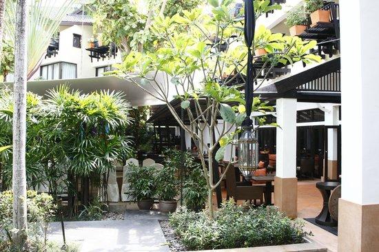 Anantara Bophut Koh Samui Resort : Отель и местность