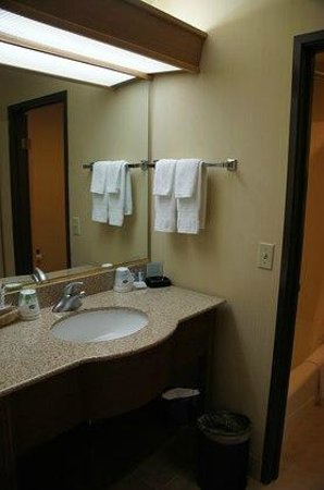Hampton Inn Kalispell : Bad