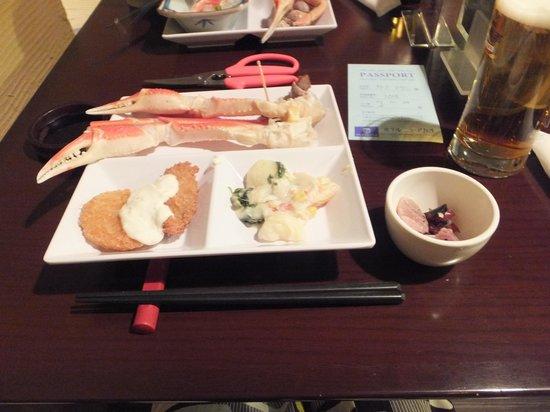 Hotel New Akao: バイキング