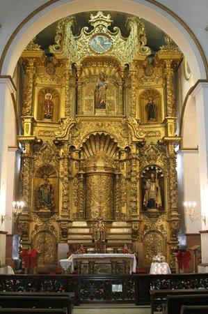 Iglesia de San José: Алтарь