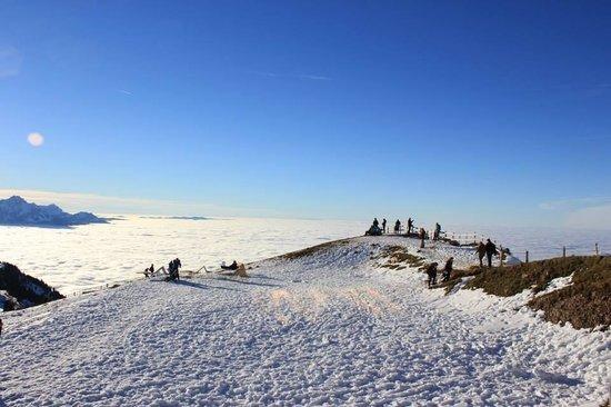 Mt. Rigi: The other angle