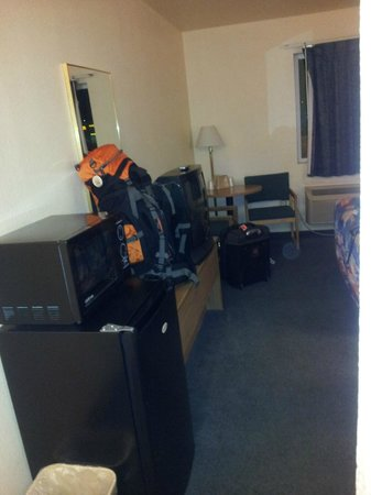 Motel 6 Silver City : room