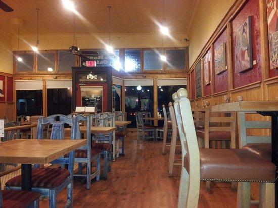 Tre Rosat Cafe : overview