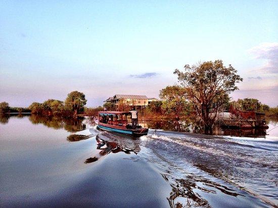Kompong Phluk: Beautiful waves