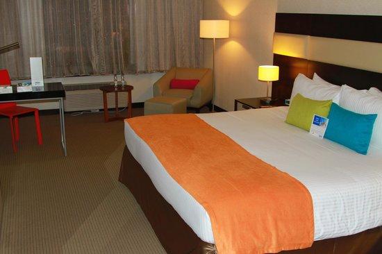 Park Inn by Radisson San Jose : Standard Room