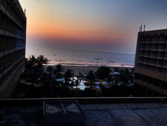 JW Marriott Mumbai Juhu: Beautiful views