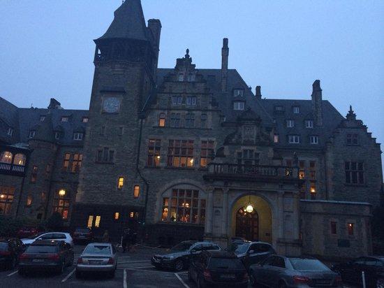 Schloss Hotel Kronberg: Main building