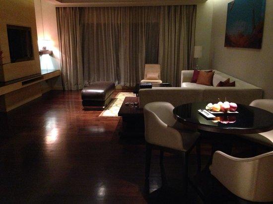 JW Marriott Mumbai Juhu: Lotus suite