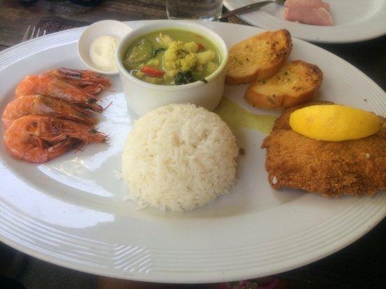 Kata Villa Restaurant : Trittico 159 bath