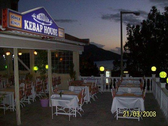 lkan meydan kebab house
