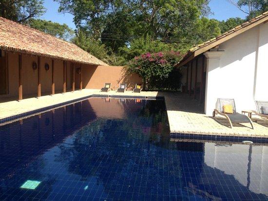 Maya: More of the pool