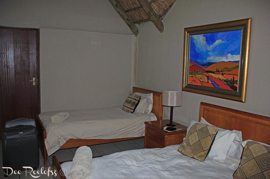 Bushman/San Village Tented Camp: Room