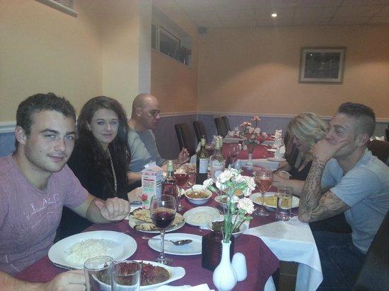 Monsoon Indian Restaurant & Takeaway: Customers