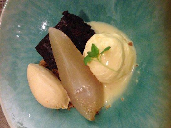 Kok au Vin: Sobremesa linda e deliciosa