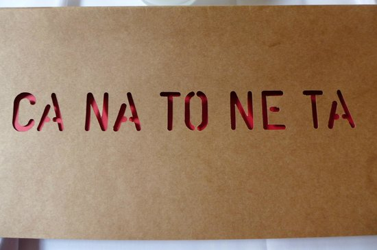 Ca Na Toneta: Neue Schreibweise