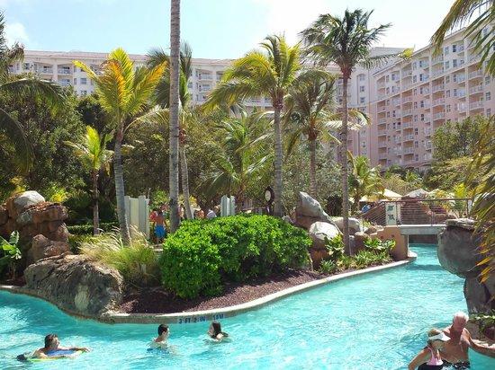 Marriott's Aruba Surf Club: Lazy River