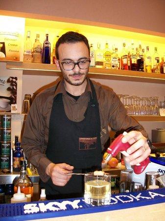 Drupacaffe' : Giancarlo