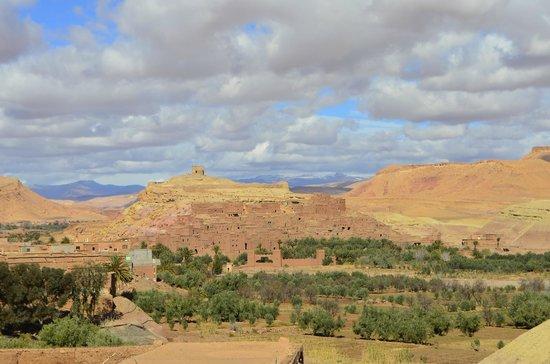 Sahara Garden: Ait Benhaddou