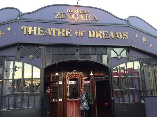 ‪Madame Zingara Theatre of Dreams‬