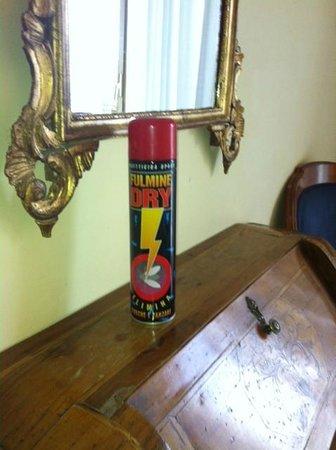 Hotel Ritz: Armi chimiche per affrontare la notte