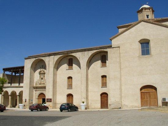 Hospederia Conventual de Alcantara: Außenansicht
