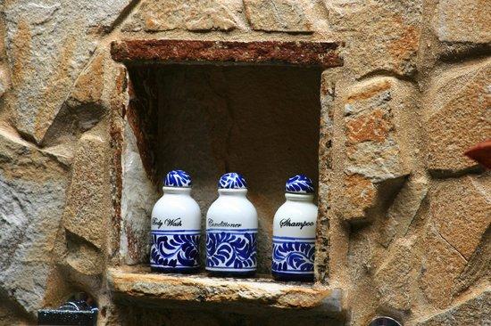Nayara Springs : Outdoor shower