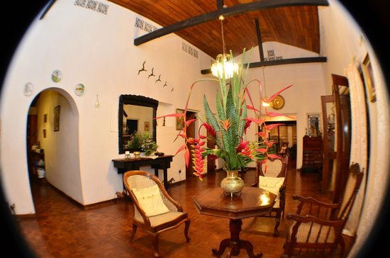Villa Shenandoah: Lobby