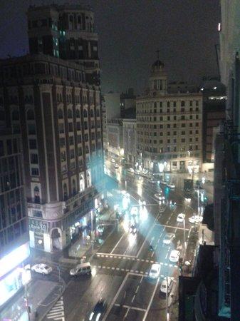 Hotel Rex: Vistas desde planta octava